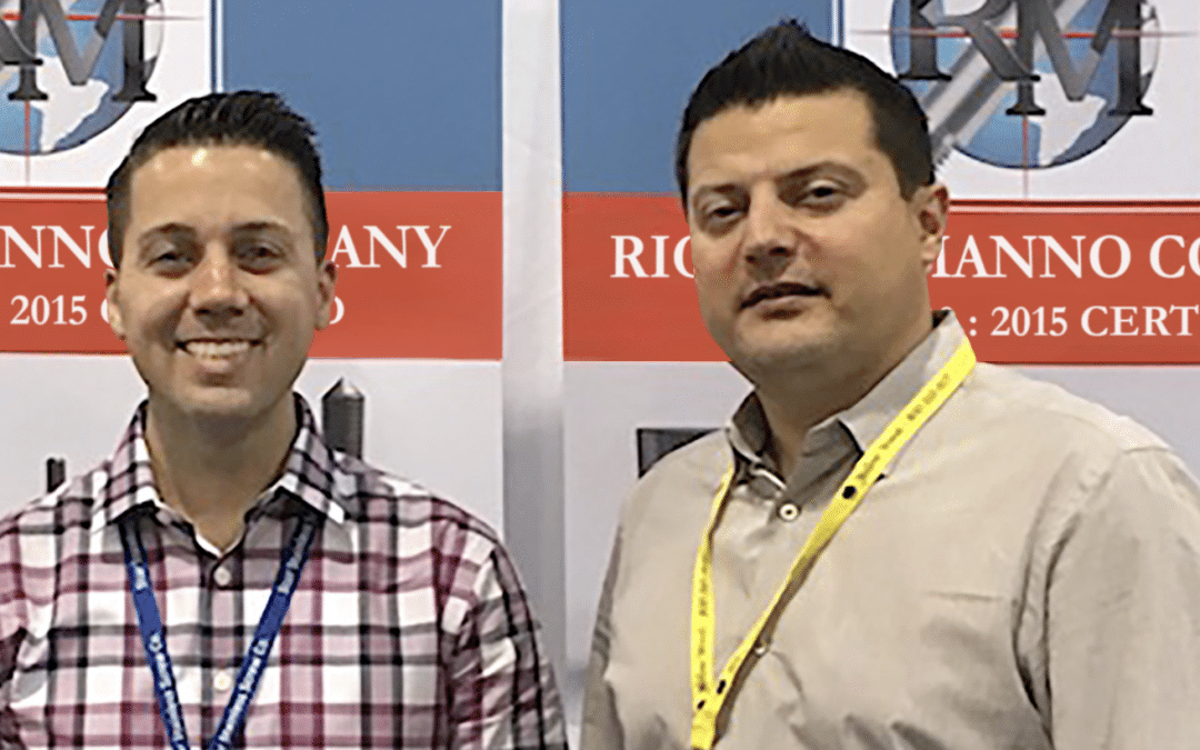10 Minutes with Jason Wagner and Ilian Dimitrov of The Richard Manno Co.